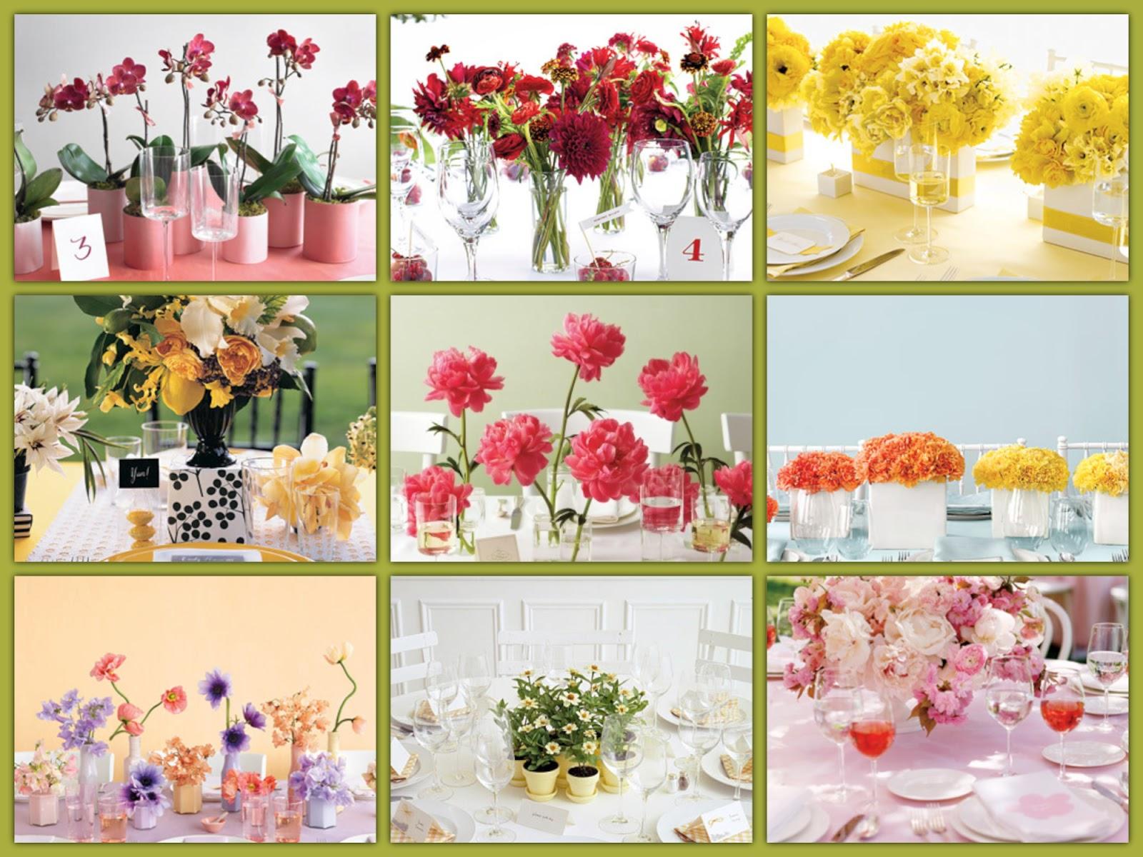 Se mi sponsor mi sposo matrimonio low cost dalla a alla for Arredare con fiori finti