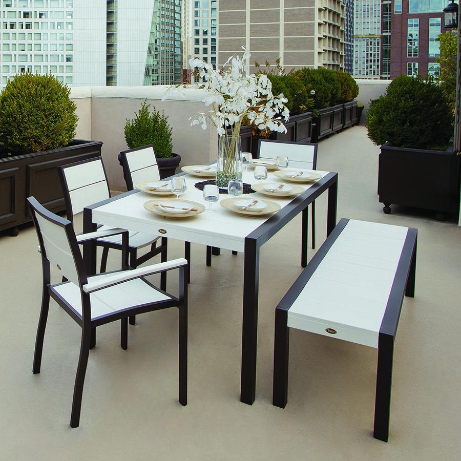 POLY WOOD Inc Announces Expansion of Trex Outdoor Furniture Line With New