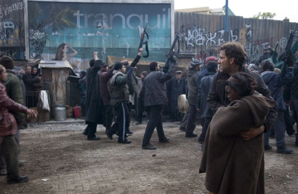"children of men movie essays A detailed and comprehensive film synopsis, analysis, and critique  ""children  of men"" is one of these elusive productions, a tale of a futuristic."