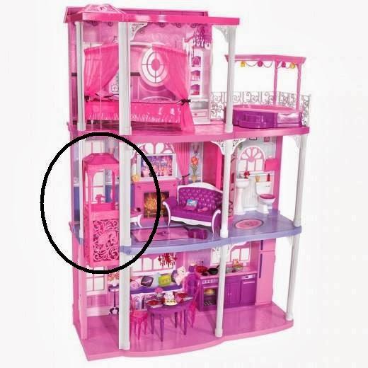 El mundo rosa de barbie controversias y curiosidades de - Cosas para la casa de barbie ...