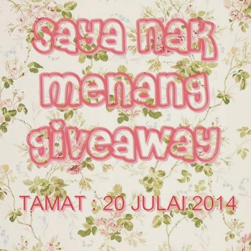 http://nanakimie.blogspot.com/2014/06/saya-nak-menang-giveaway.html