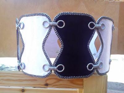 طريقة صنع الحزام المغربي التقليدي