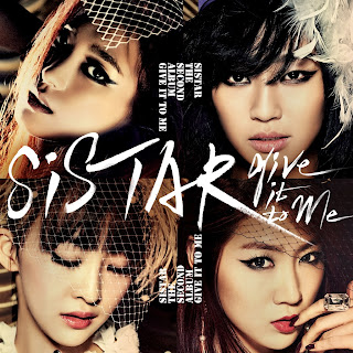 SISTAR 씨스타 Give It To Me album cover