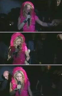 Robo del anillo de Shakira