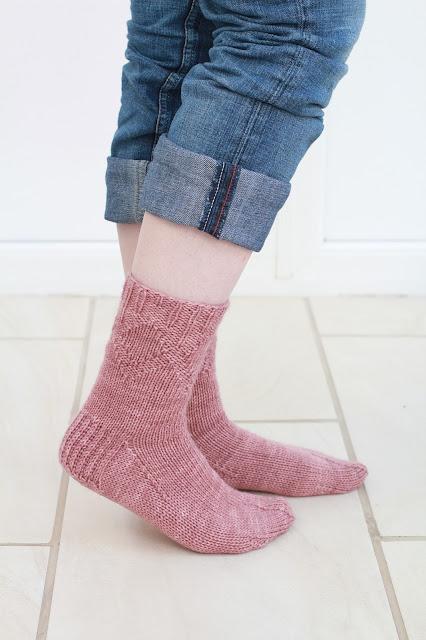 Brixham socks on Ravelry