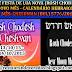 FELIZ ROSH CHODESH (FESTA DE LUA NOVA) – 8º MÊS/5776 - 2015 CHESHWAN (BUL)FELIZ ROSH CHODESH (FESTA DE LUA NOVA) – 8º MÊS/5776 - 2015 CHESHWAN (BUL)