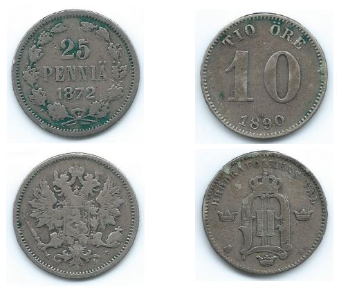 Old World Coin List