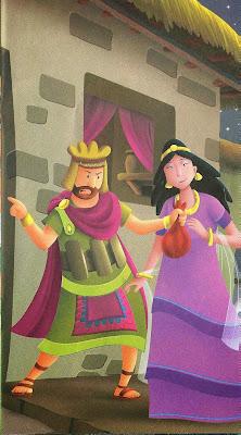 Sansão e Dalila - História bíblica ilustrada