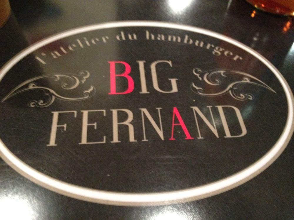 The best burger in Paris: Big Fernand or Blend