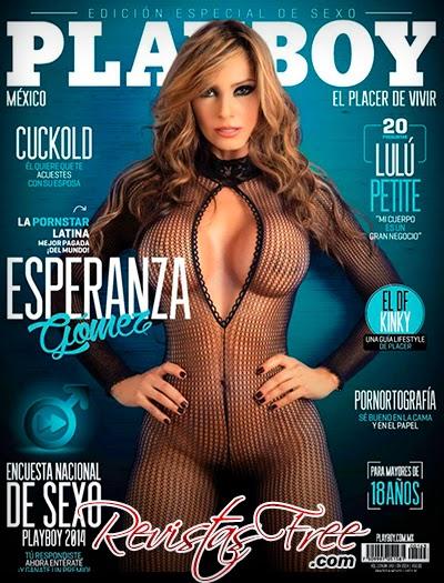 Playboy México - Esperanza Gomez - Setembro 2014