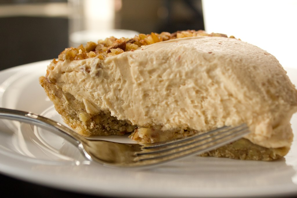 Pecan Pie With Cream Cheese Crust Recipe — Dishmaps