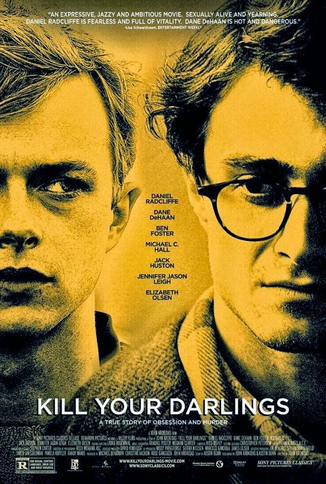 La película Kill Your Darlings ( Amores asesinos )