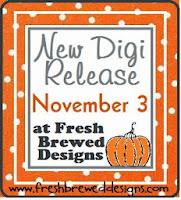 Fresh Brewed Designs digi release