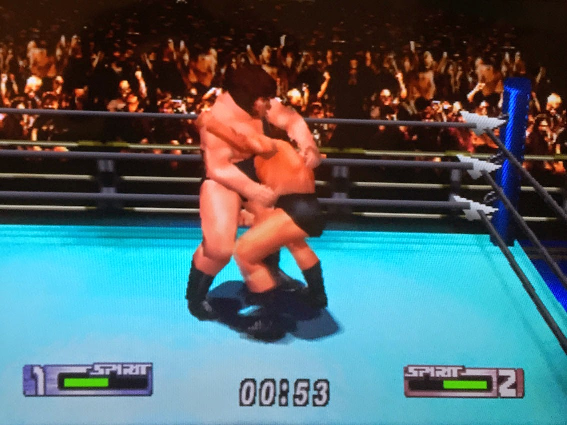 Nino Baldan - il Blog: Virtual Pro Wrestling 2 (memorie a 64 bit)
