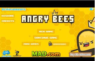 BEES ANGRY | JUEGOS FRIV