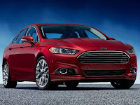 Ford mostra o Fusion 2013