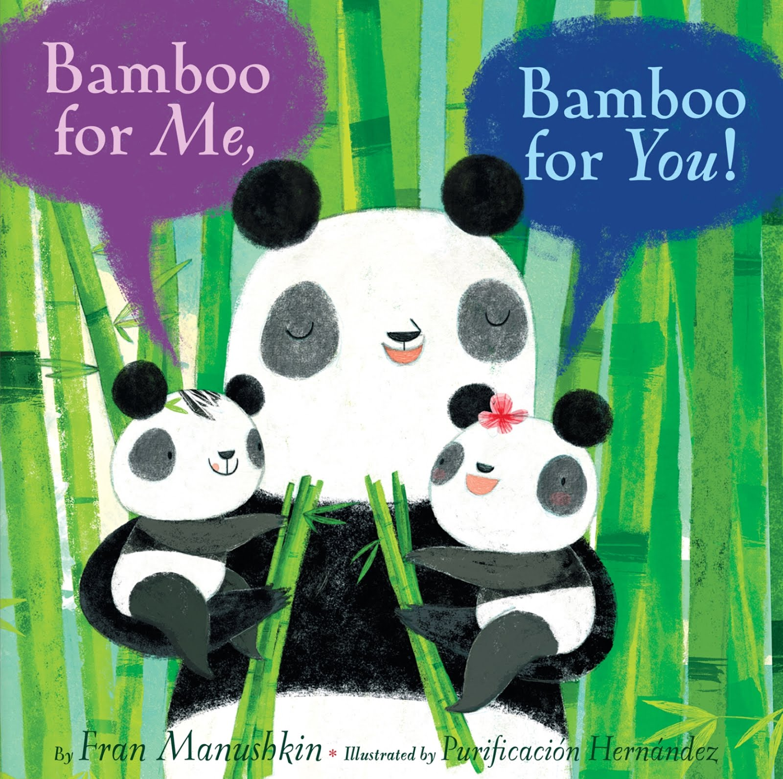 BAMBOO FOR ME, BAMBOO FOR YOU