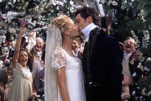 d8e8318b05b1 The second was the wedding dress that Gwyneth Paltrow wore in the movie  Emma