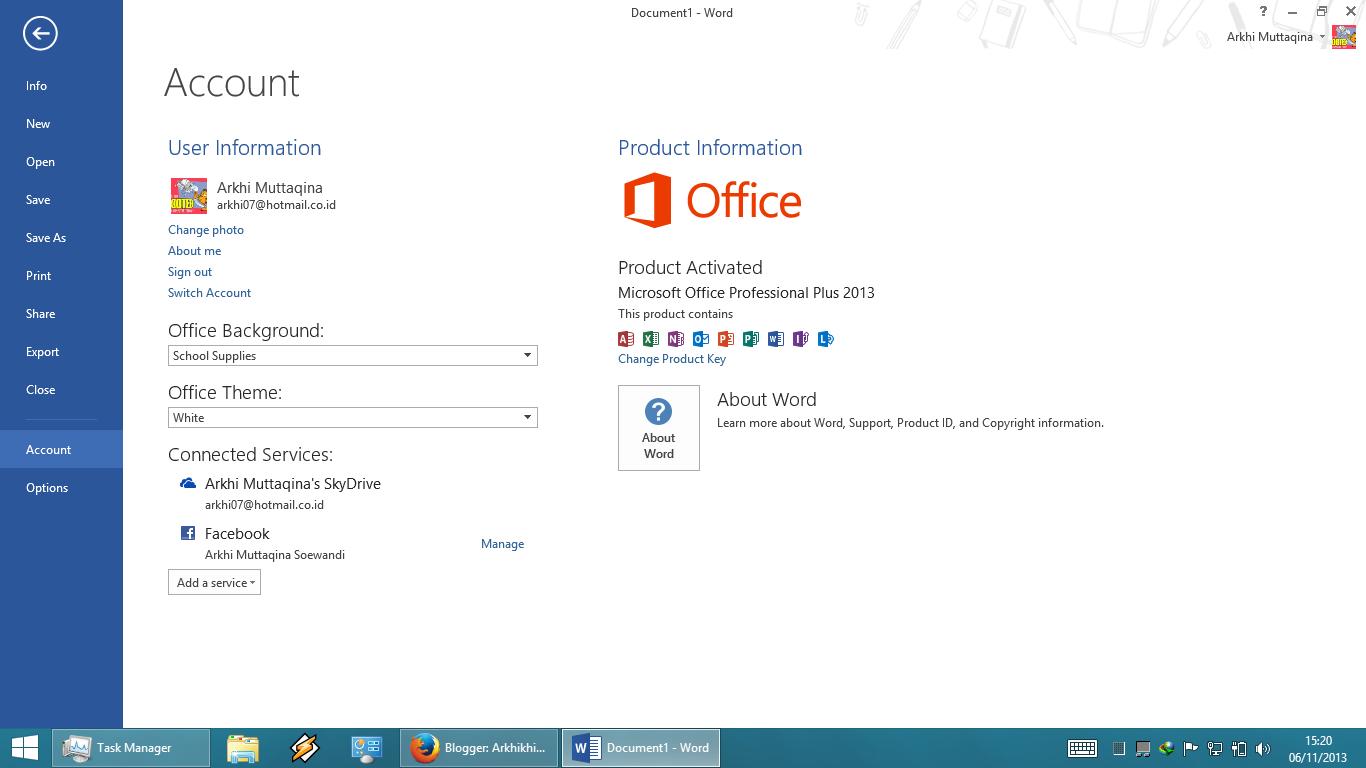 activator microsoft office 2013 terbaru