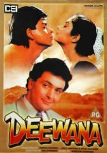Deewana 1992 Hindi Movie Watch Online