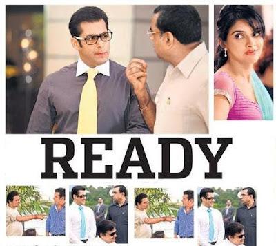 Bollywood Hindi Movie Ready Songs Lyrics