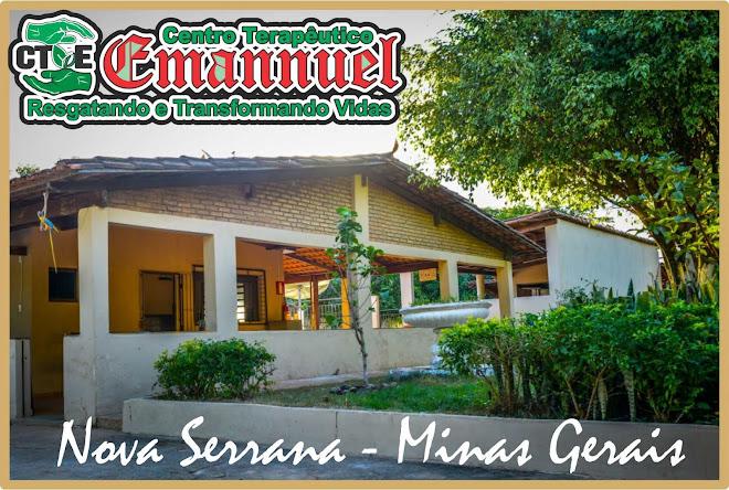 Centro Terapêutico Emannuel em Nova Serrana