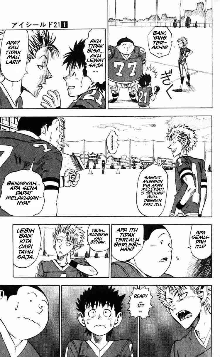 Komik eyeshield 21 002 - the 5 second wall 3 Indonesia eyeshield 21 002 - the 5 second wall Terbaru 12|Baca Manga Komik Indonesia|