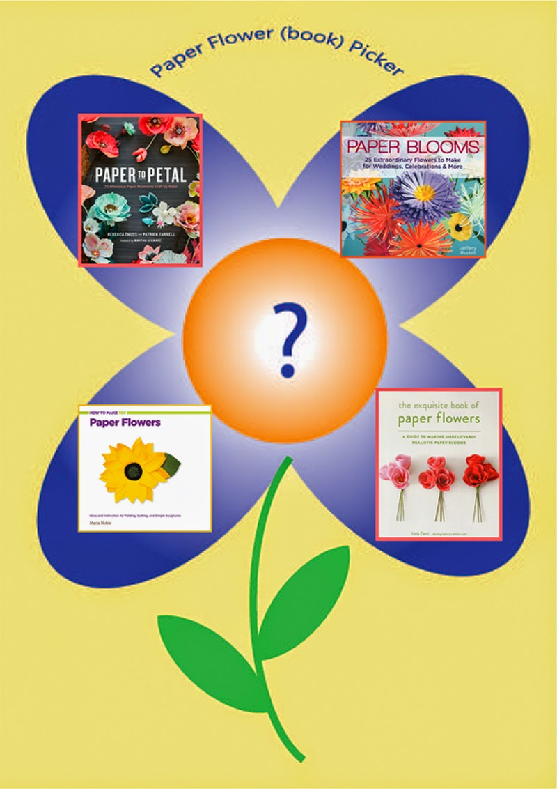 The Papercraft Post Paper Flower Books