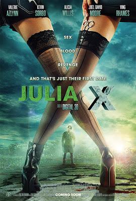 Cô Nàng X - Julia X 3d
