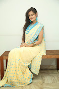 Nilofer sizzling saree photos-thumbnail-13
