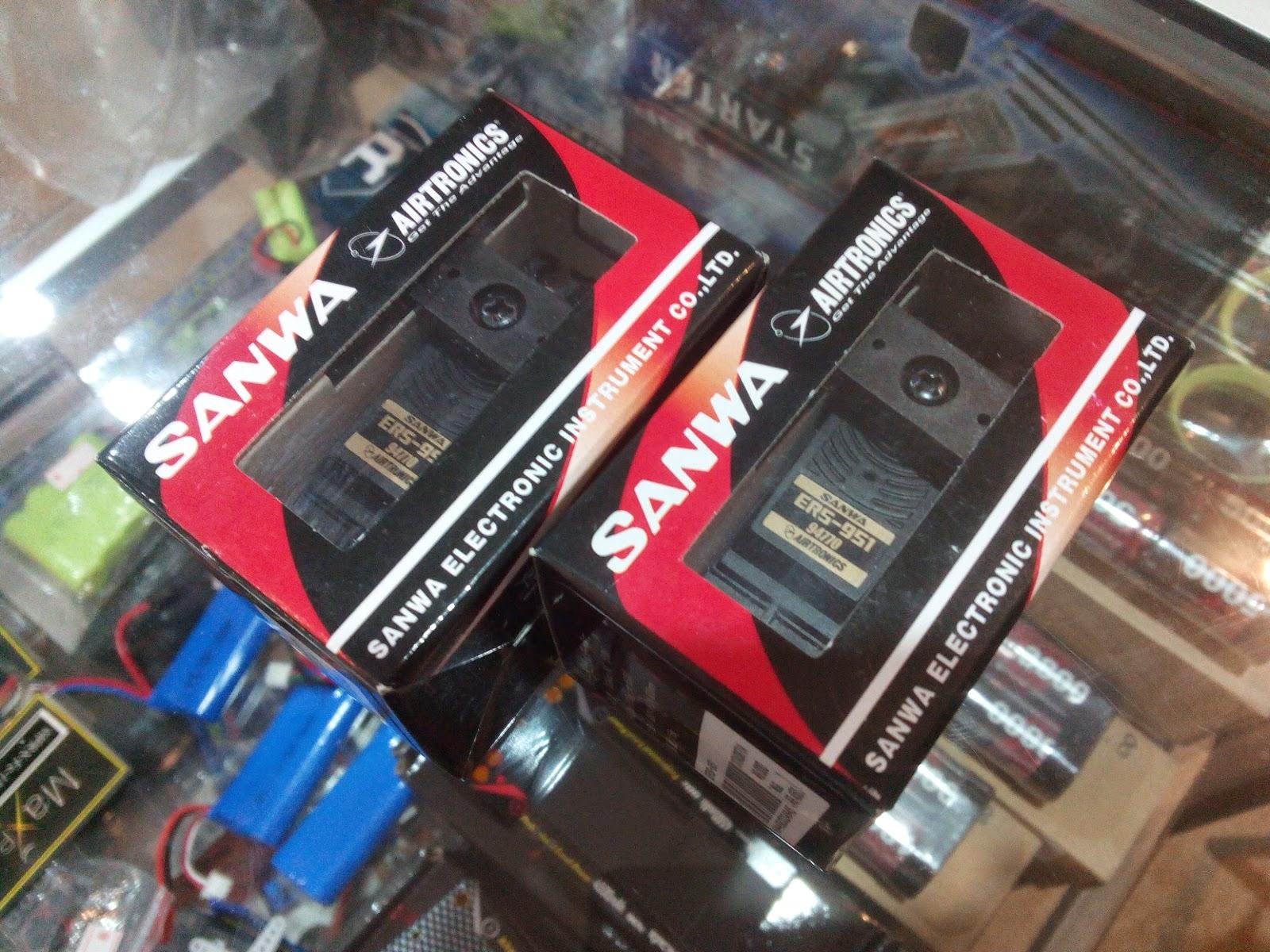SANWA ERS-951