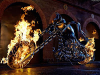 Hell Rider | Dark Gothic Wallpapers