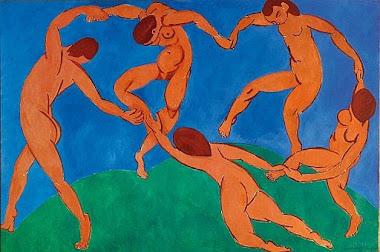 LA ALEGRÍA DE VIVIR. Matisse