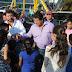 Inicio de ciclo escolar 2015 Niños de Ciudad Quetzal y Lo de Carranza