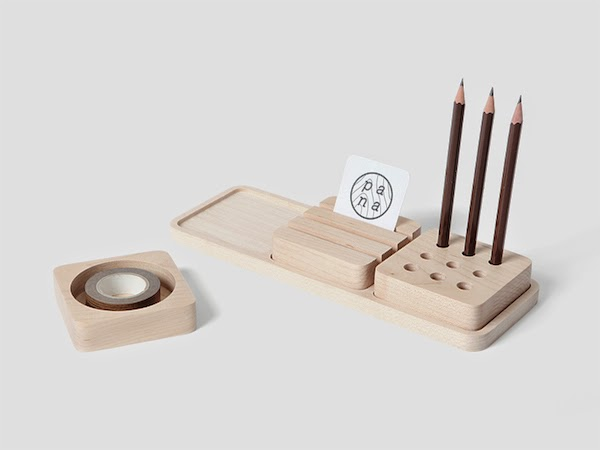 The Set Comes With 6 Distinct Minimalistic Cubes That Have A Place For All Things Stationary Like Pens Notes Paper Clips And Even Cello Tape