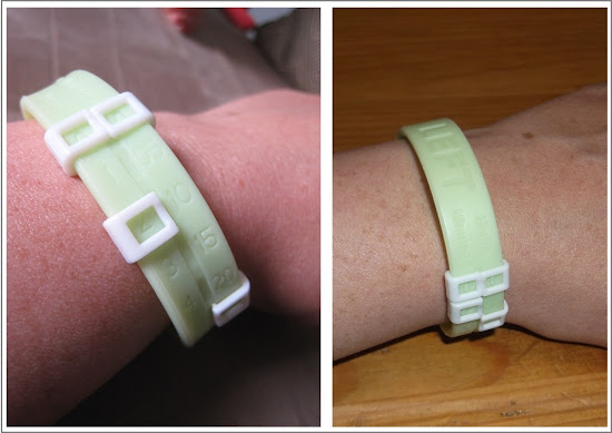 Milk Bands Nursing Bracelet from Second Peek