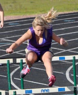 Willow Cozzens, 300 Hurdles Sabino High School