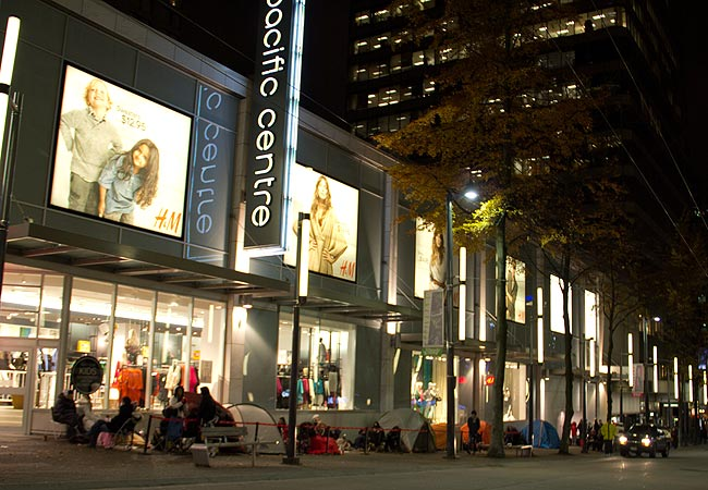 Versace for HM line-up, Versace, H&M, Pacific Centre