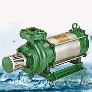 CRI Open Well Pump CSM-46 3P 65x50 DOL SS H.OW (S4-TY) (7.5HP) | 7.5HP CRI Open Well Pump Online, India - Pumpkart.com