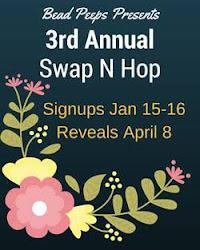 Bead Peeps Swap N Hop 2017