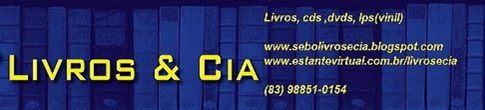 SEBO LIVROS E CIA