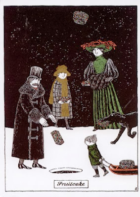 http://www.amazon.com/Edward-Gorey-Fruitcake-Christmas-Cards-Set/sim/B00E4XTOT2/2