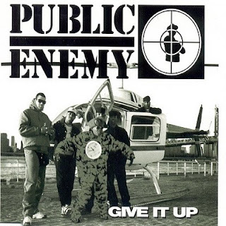 Public Enemy - Give It Up (1994) Flac, Single