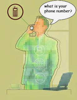 Menanyakan Nomor Telepon (Percakapan)