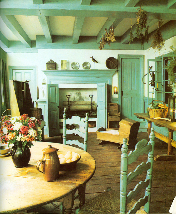 Vintage Photos from Bloomingdales Book of Home