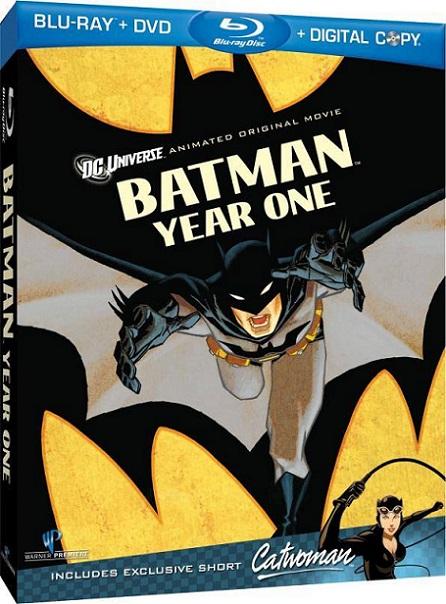 Batman: Year One (Batman: Año Uno) (2011) 1080p BluRay REMUX 11GB mkv Dual Audio DTS-HD 5.1 ch