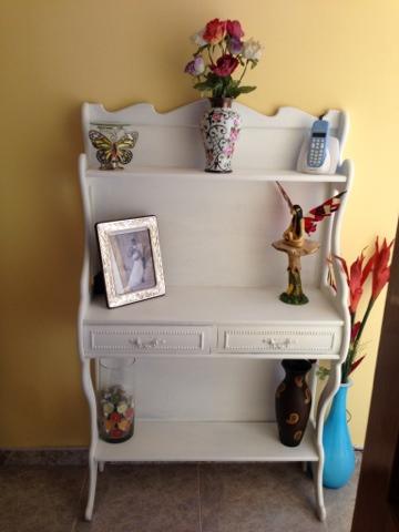 Cosas de butterflies renovar muebles con chalk paint for Muebles para reciclar