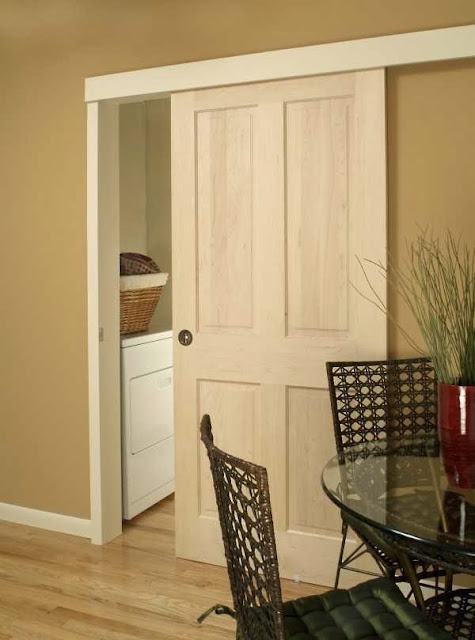 Inexpensive interior sliding doors images - Interior sliding closet doors ...