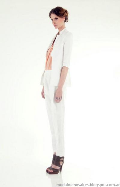 Daniela Sartori trajes de mujer 2013. Moda 2013