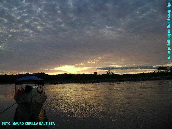 Rio Tambo/Rio Ene - PANGOA